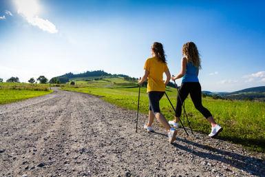 Lett-trening (1) og fysio