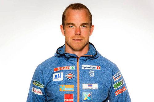 Stein Olav Snesrud. Foto: Norges Skiforbund.