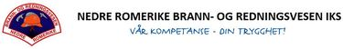 Logoen til Nedre Romerike Brann- og redningsvesen