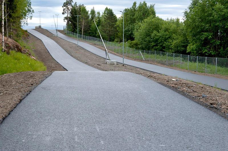Lillomarka Arena. Foto: Oslo kommune v/Kultur- og idrettsbygg.