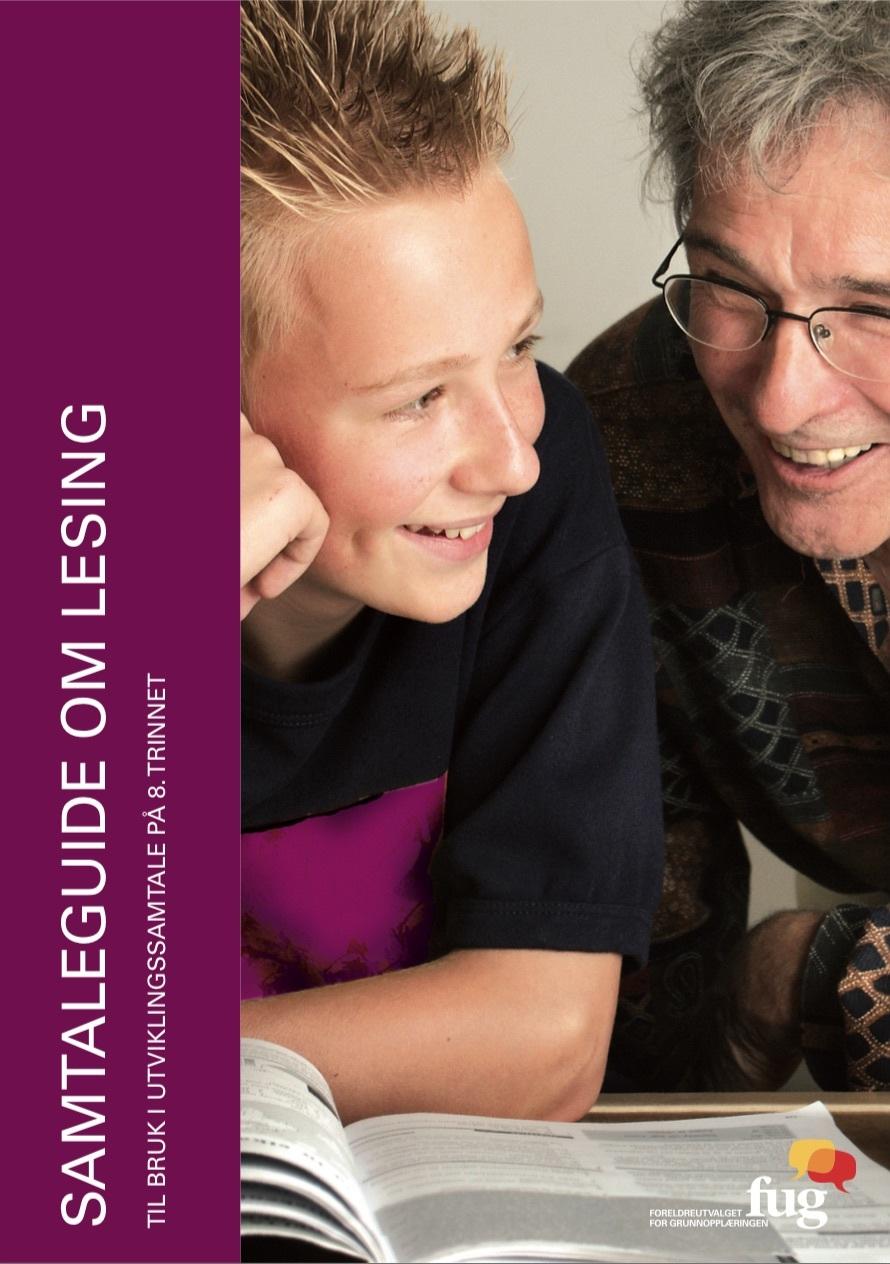Samtaleguide om lesing