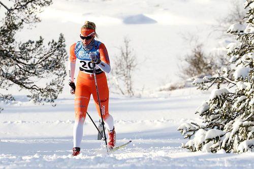 Margrethe Røssum Dyrhovd. Foto: Erik Borg.