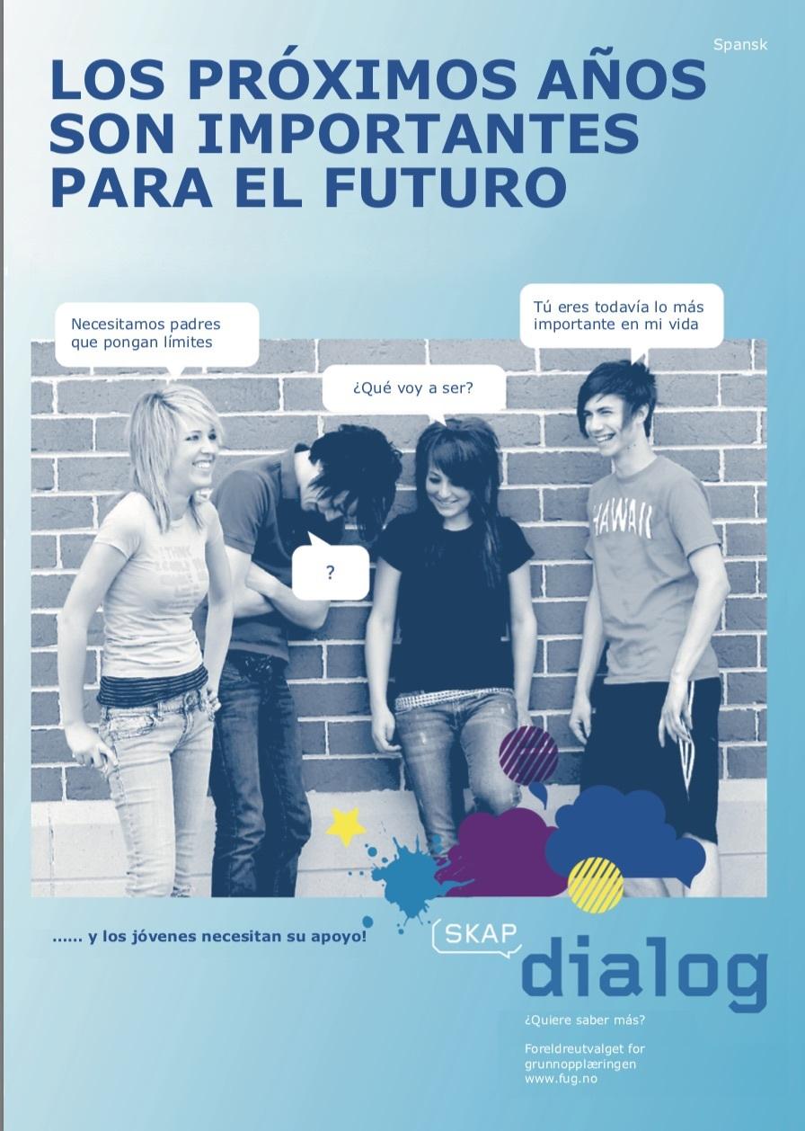 Skap dialog 8 spansk
