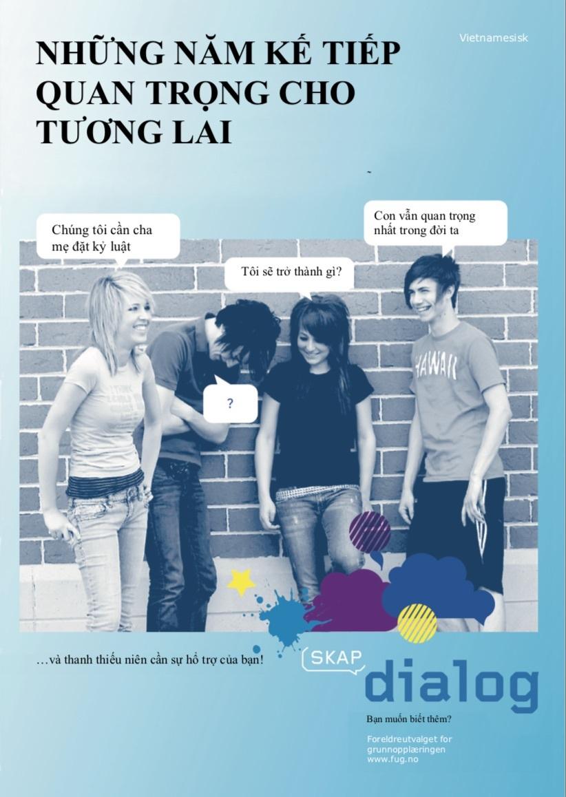 Skap dialog 8 vietnamesisk