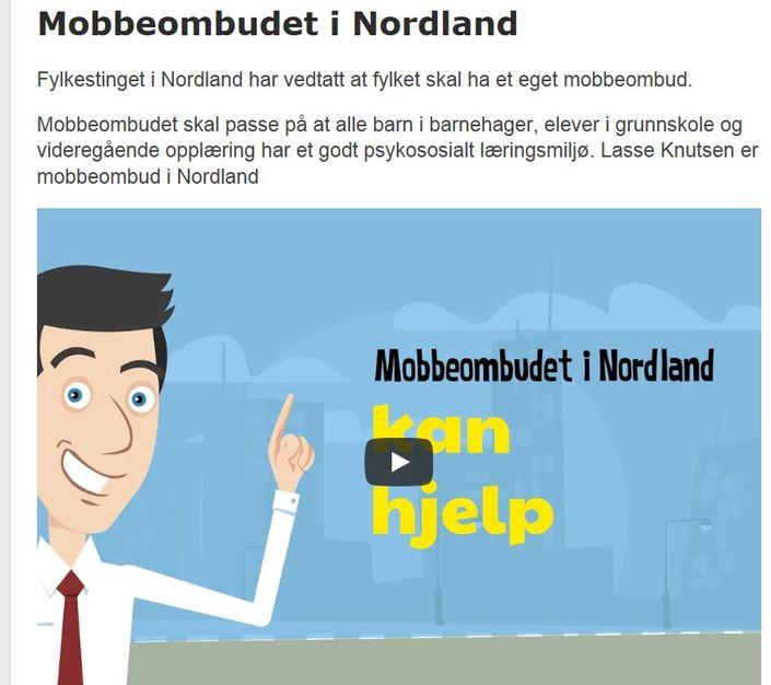 Mobbombud i Nordland