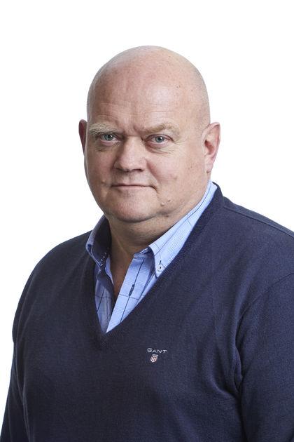 Stig Johannessen, leder Skolelederforbundet