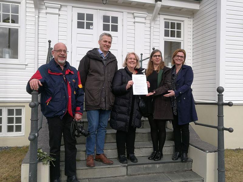 NoKo-møte på Island