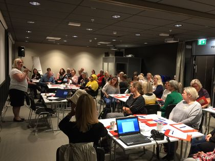 Gunn Iren Müller åpner Noko-konferansen