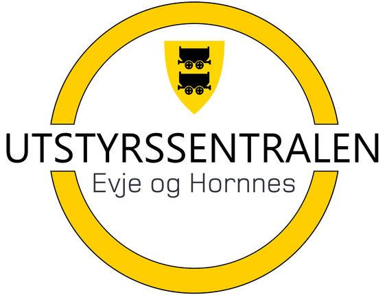 Utstyrssentralen Evje og Hornnes_logo
