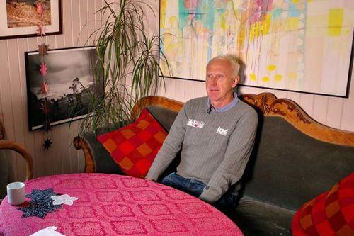 Oddvar Brå. Foto: Gaute Langaas.