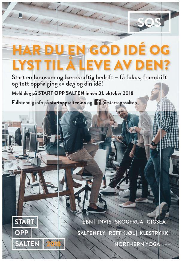 Start Opp Salten 2018