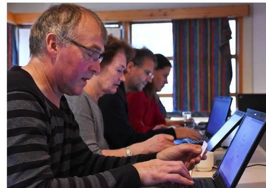 Politikerne i Hamarøy og Tysfjord vest gjennomførte demokratiundersøkelse