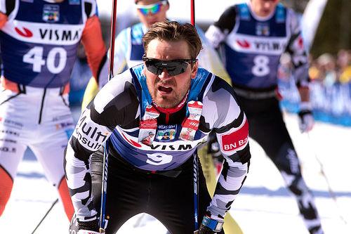 Øystein Pettersen. Foto: Manzoni/NordicFocus.