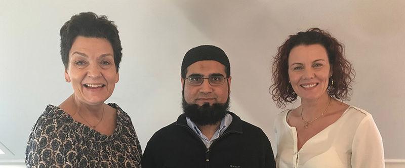 Muslimsk dag - tre sentrale