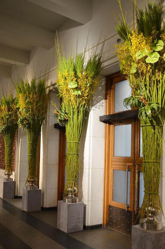 blomster Nobels fredspris