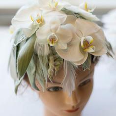 Orchide-haarpynt