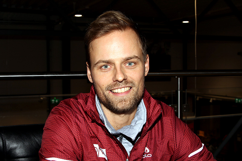 Tobias Dahl Fenre. Foto: Erik Borg.
