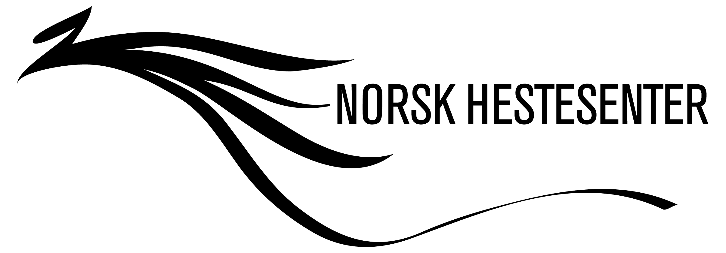 Norsk hestesenter logo