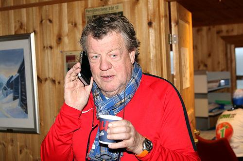 Erik Østli. Foto: Erik Borg.