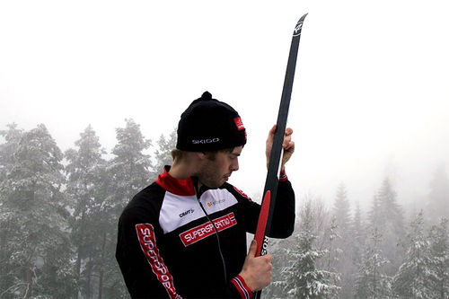 Test av felleskiene Rossignol R-Skin. Foto: Supersport.no Blogg.
