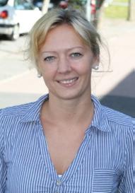 Lina Bengtsson. Foto: Carin Wrange