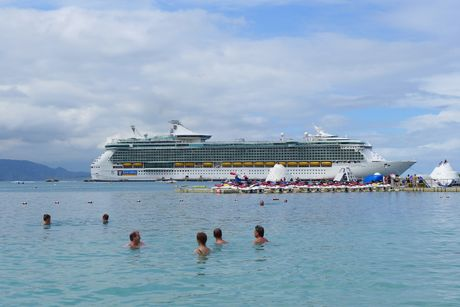 Cruise i Carabien