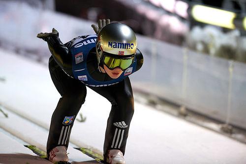 Anna Odine Strøm. Foto: Rauschendorfer/NordicFocus.
