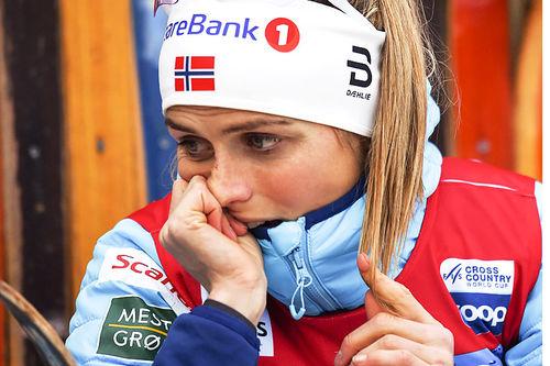 Therese Johaug. Foto: Tumashov/NordicFocus.
