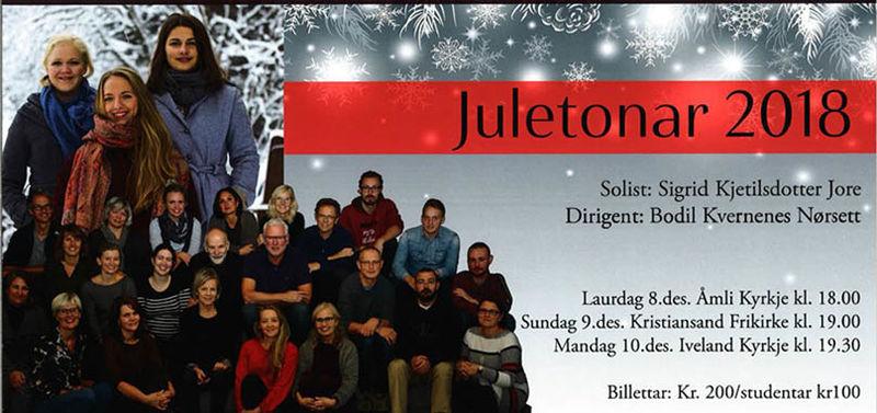 Juletoner-2018