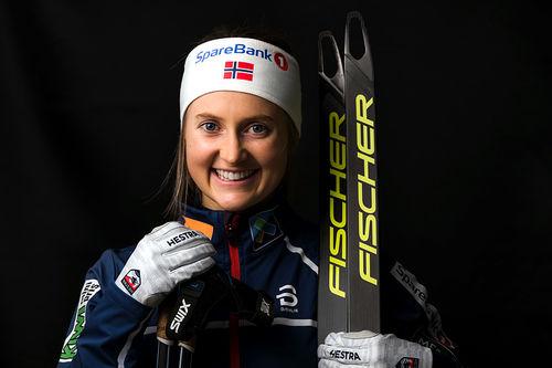 Ingvild Flugstad Østberg. Foto: Christoffer Rukke.