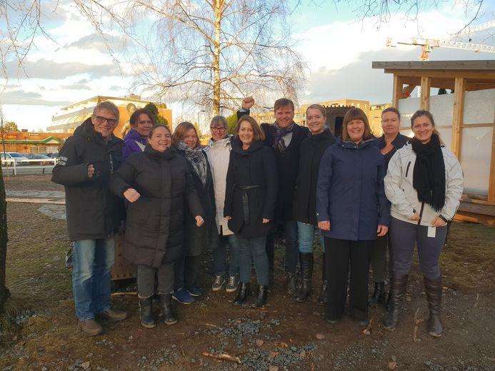 Frivilligkontakter i Sørum kommune