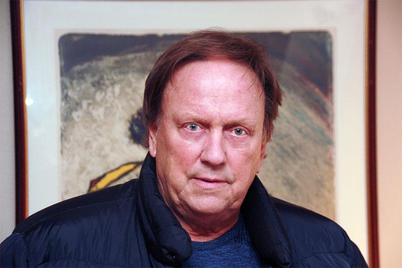 Langrennslederen Gabriel Johannessen. Foto: Privat.