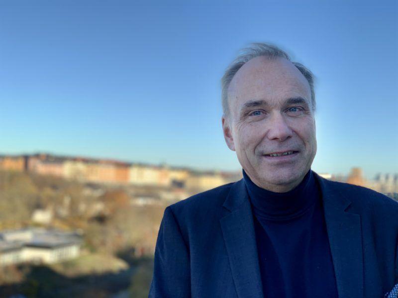 Stefan Johanson. Foto: Karolina Lagerlund