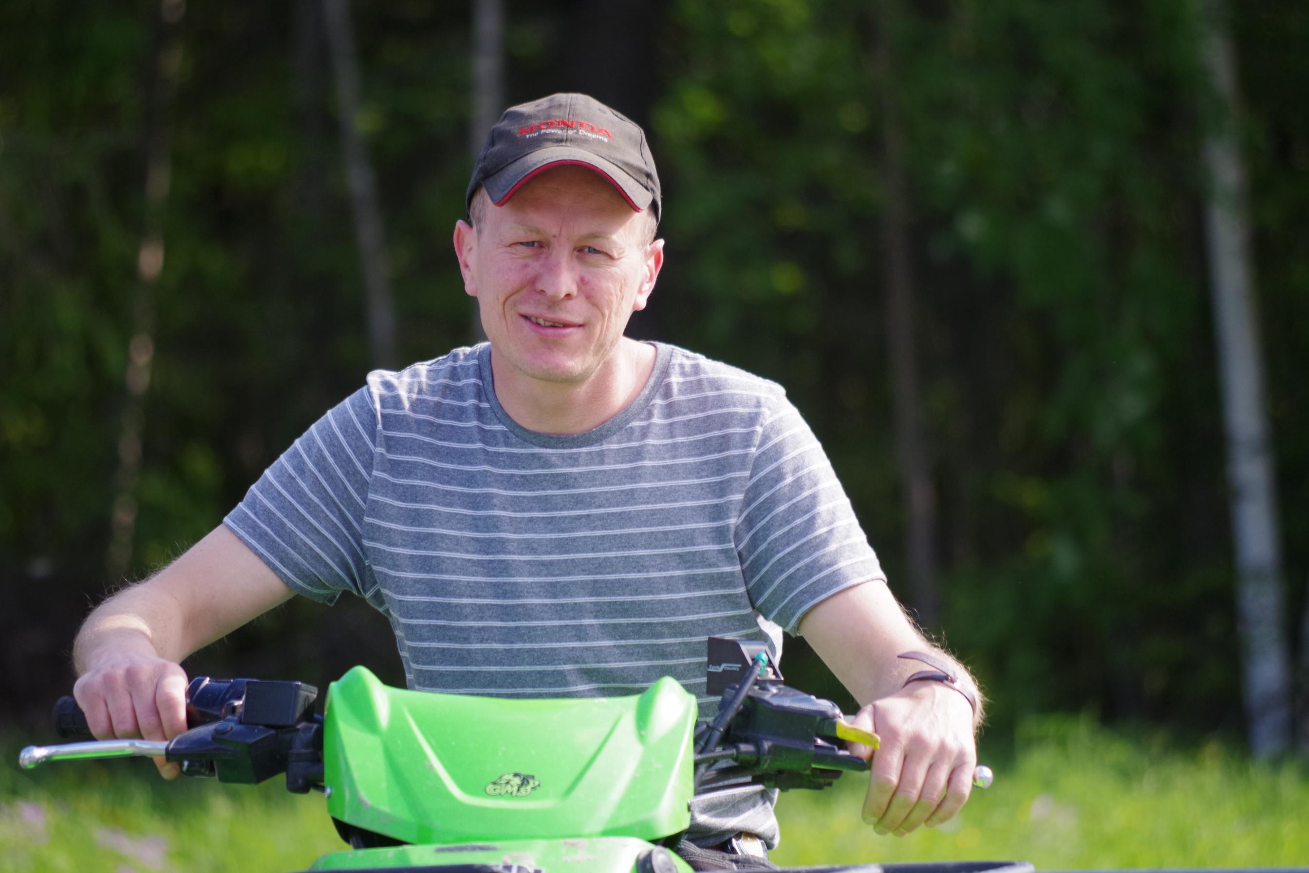 Bjørn Ivar Granum, servicearbeider.JPG
