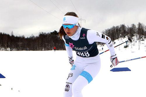 Elena Rise Johnsen. Foto: Erik Borg.