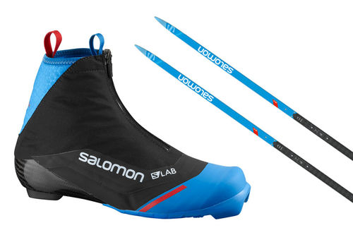SLAB Carbon Classic fra Salomon og Amer Sports.