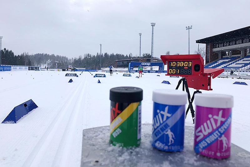 Verdenscup Otepää 2019. Smøretips fra Swix. Foto: Morten Sætha/Swix Sport.