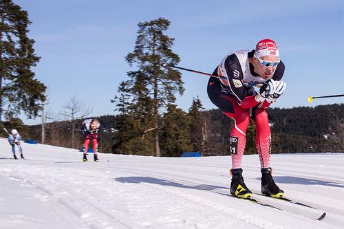 Magnus Stensås. Foto: Manzoni/NordicFocus.
