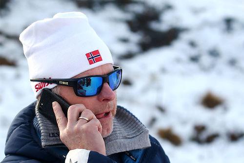 Åge Skinstad. Foto: Erik Borg.