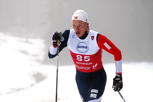 Sindre Grønflaten. Foto: Erik Borg.