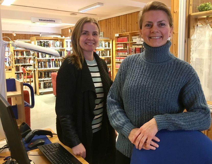 Ny felles bibliotekar