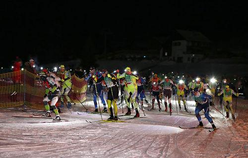 Moonlight Classic Alpe di Siusi 2019. Foto: Newspower.it.