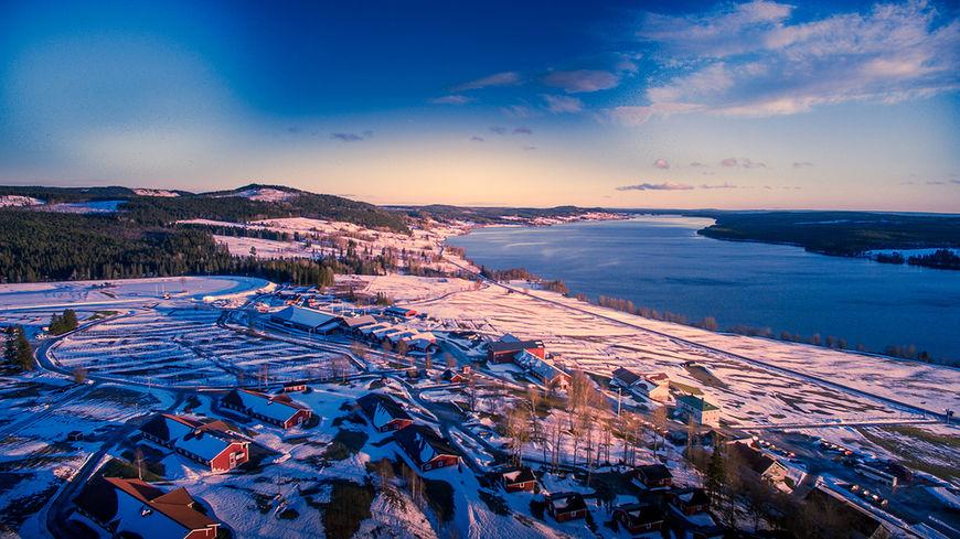 Wången fra oven. Foto: Petter Karlsson