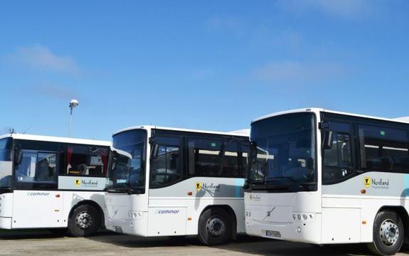 busser i Nordland