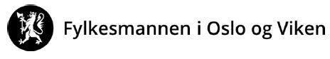logoen til Fylkesmannen i Oslo og Viken