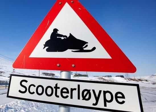 scooterløype