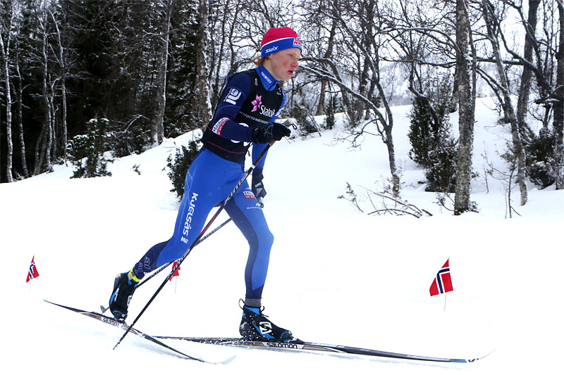David Thorvik. Foto: Erik Borg.