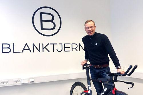 Frode Jermstad, tidligere langrennsløper nå coach i Blanktjern Coaching ved Lerkendal Stadion, gir her sine beste råd for starten av barmarksessongen. Foto: Blanktjern Coaching.