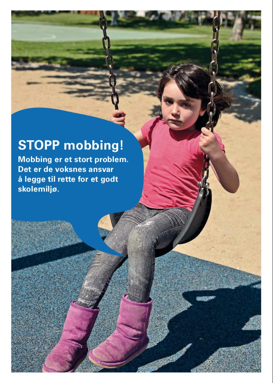 Stopp mobbing 2018 forside