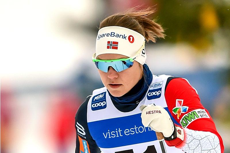 Ane Appelkvist Stenseth. Foto: Thibaut/NordicFocus.